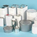 Lever lid tins and Screw top tins
